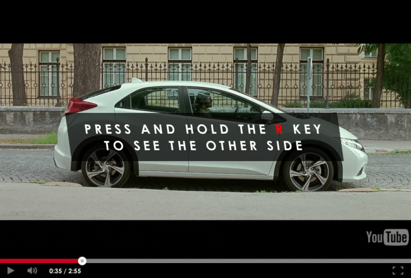 Honda as an example for Storytelling in the Automotive Industry