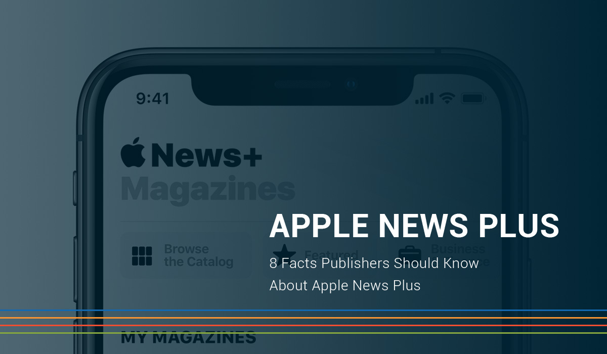 Facts about Apple News Plus