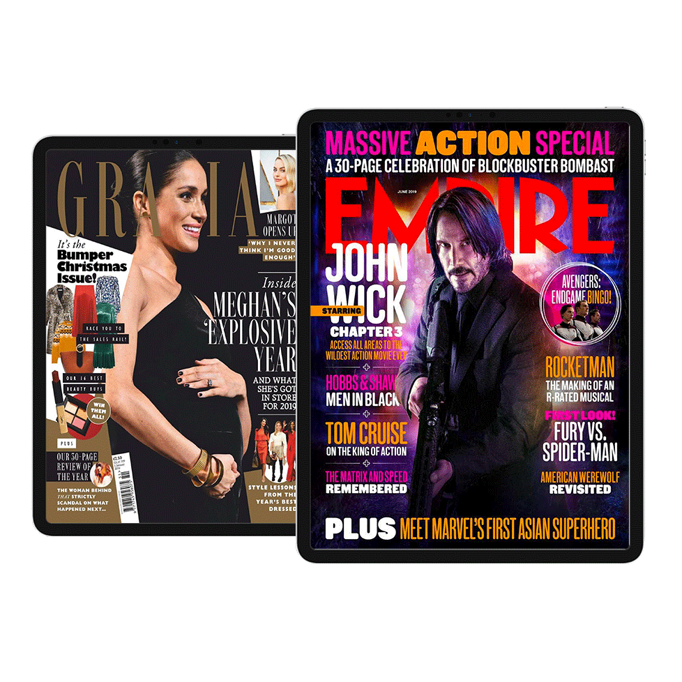 Use Case Study: Bauer Media publishes all magazines with Purple DS its digital