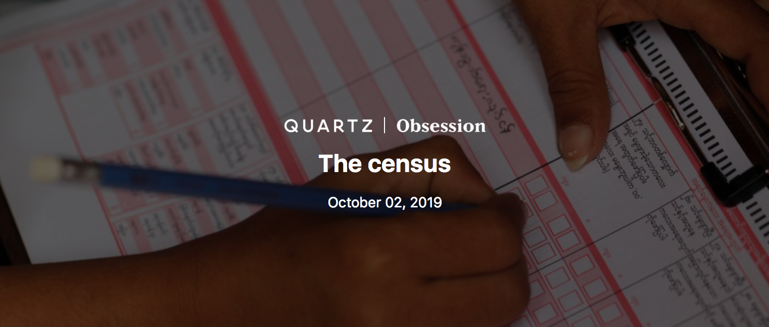 "Magazin als App: A great newsletter example: ""Obsession"" by Quartz"