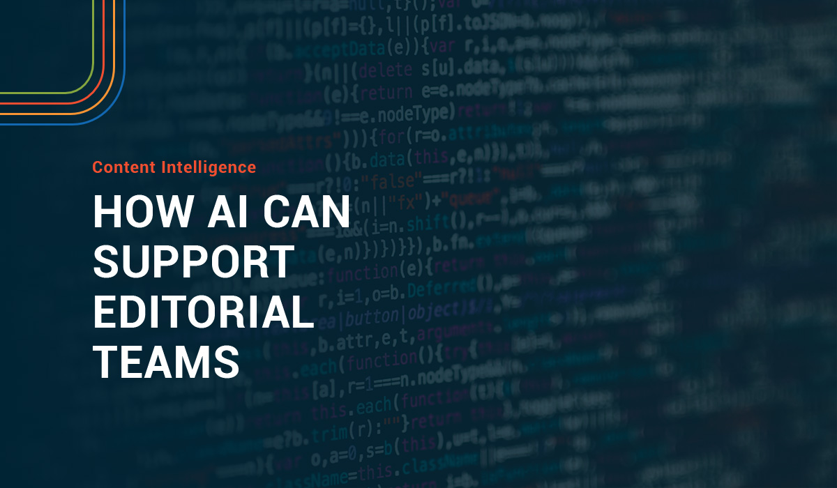 How AI Can Support Editorial Teams by Taking Over Mundane Tasks