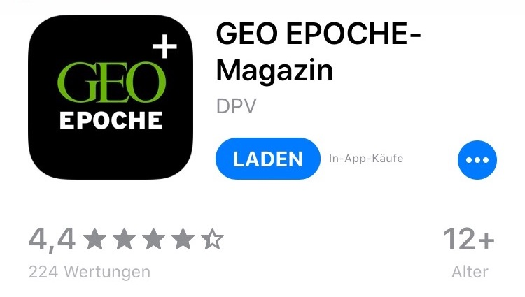 Numerous 5-star ratings in the App Store made possible by Purple DS