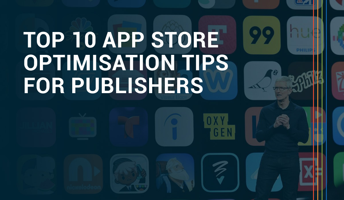Top 10 App Store Optimisation Tips for Publishers Header