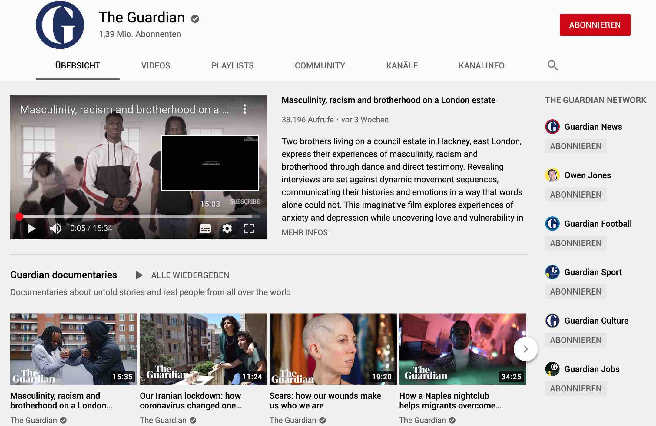 Multichannel Publishing Software for Youtube Image