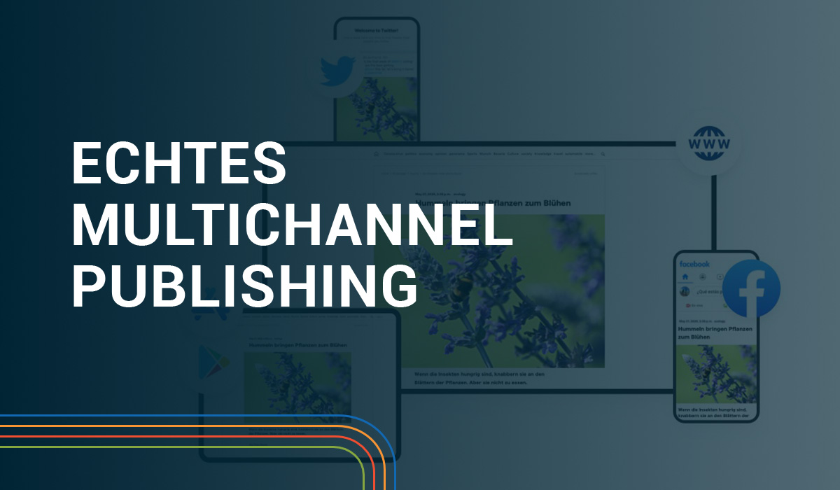 Multichannel Publishing Hero Image
