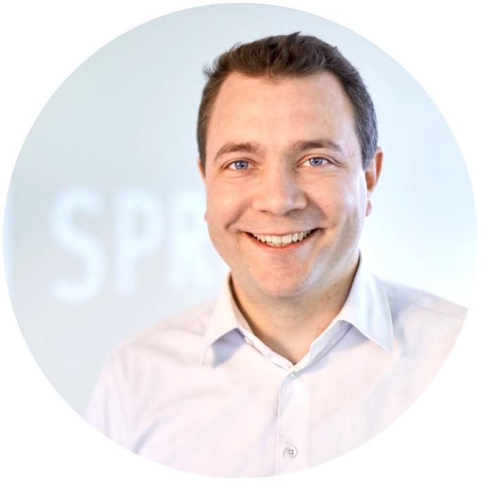 Benjamin Kolb, Gründer & CTO von SRYLAB Image