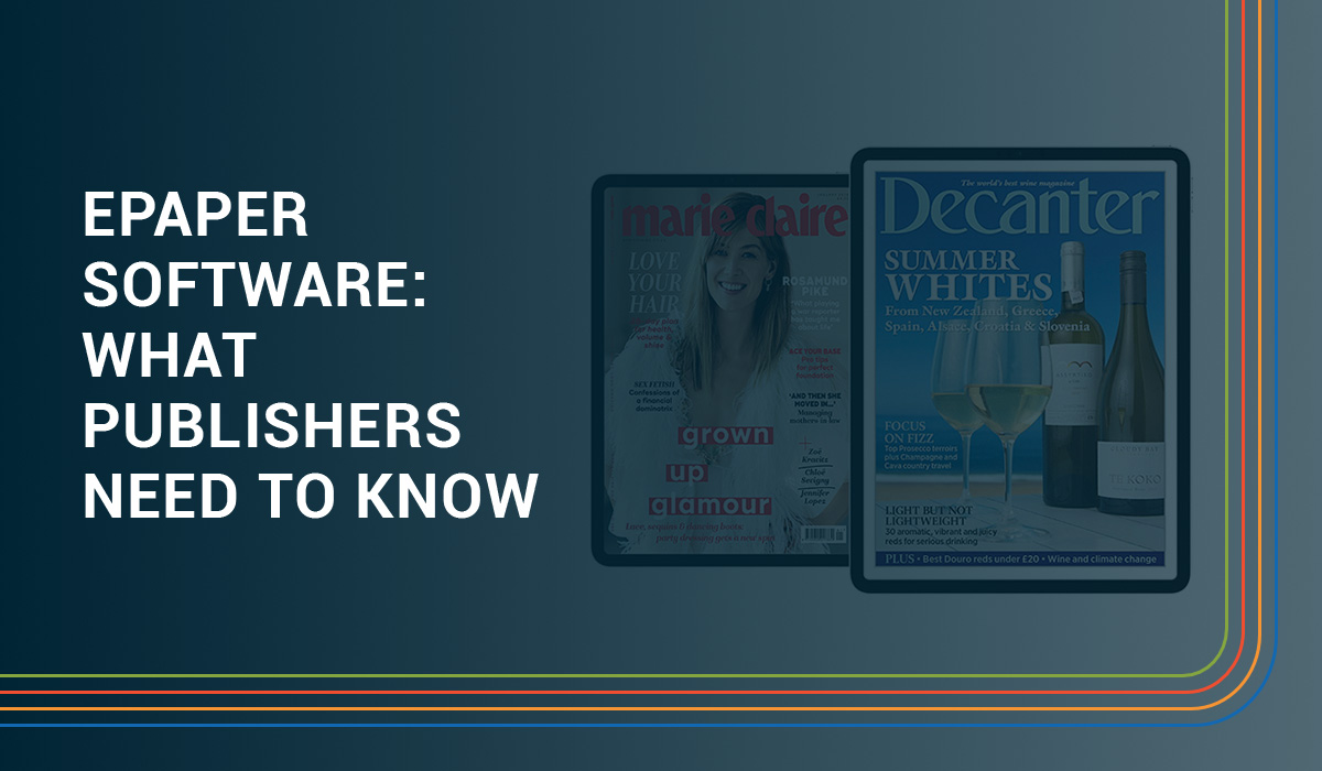 ePaper Software: What Media Publishers Need to Know