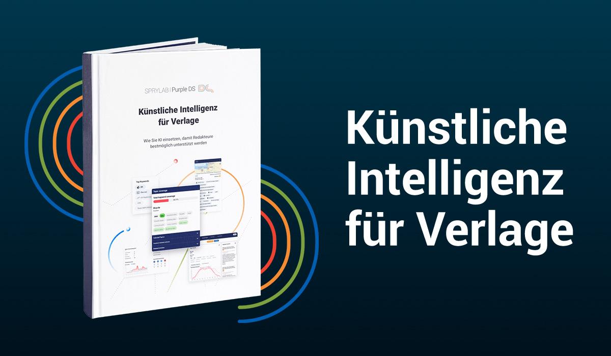 Künstliche Intelligenz für Verlage Whitepaper