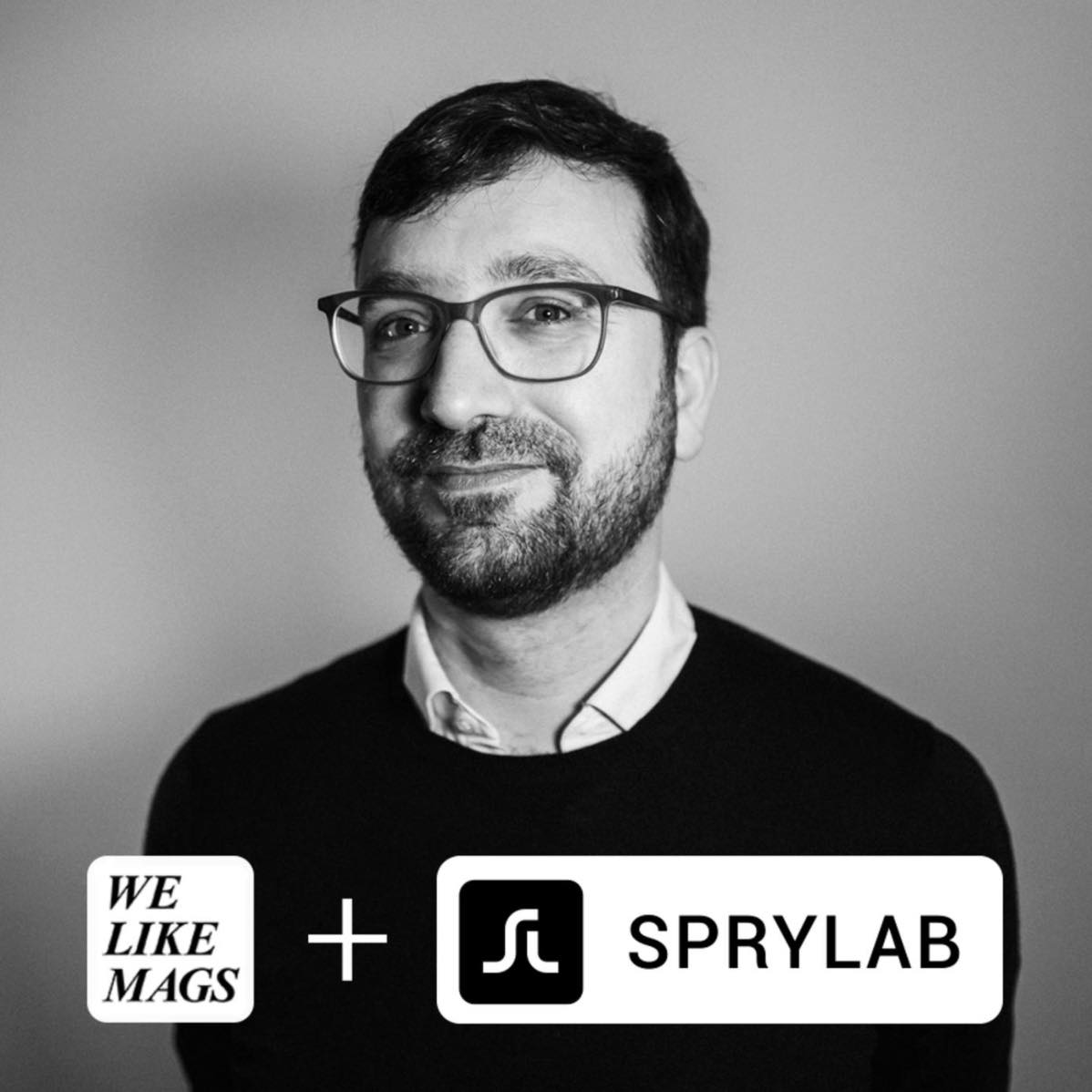 Welikemags x SPRYLAB Podcast-Special mit Peter Dyllick-Brenzinger