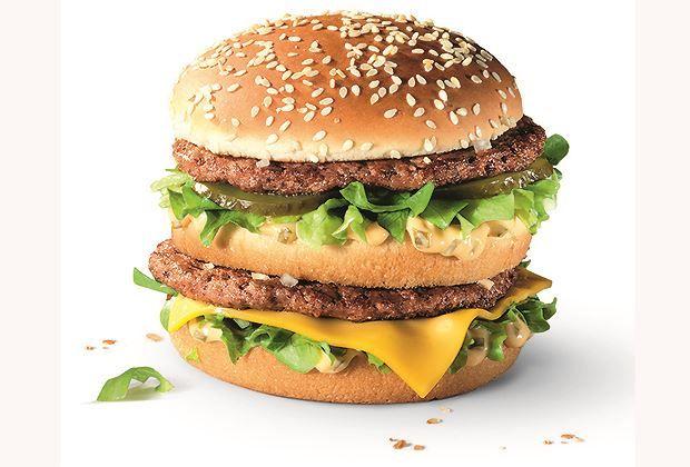 Fleisch Mcdonalds