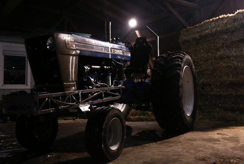 Tractor Pulling Tyrnävä 2021